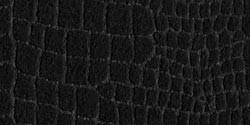 Filz geprägt Alligator Embossed 22,9 x 30,5 cm K48A (schwarz) 028981489041