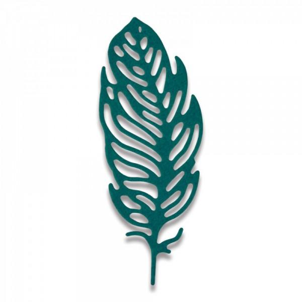 Sizzix Thinlits Stanzform Feder klein / Little Feather 661791