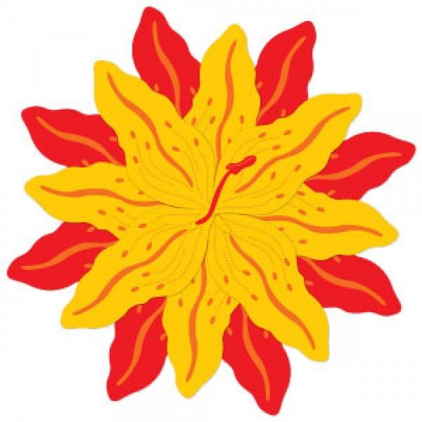 Sizzix Stanzform BIGZ Blumenblätter # 3 / flower layers # 3 654833