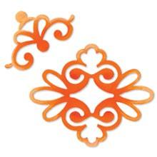 Sizzix Stanzform BIGZ decorative Accents # 6 655139