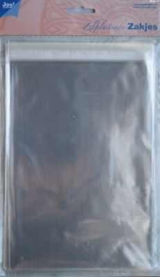 Tüten klar selbstklebend 16,2 cm x 22,5 cm 8001/0303