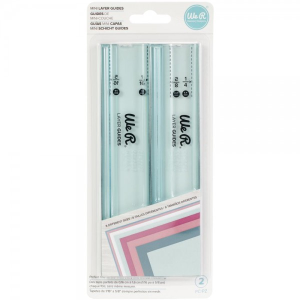We R Memory Keepers Mini Layer Guides 660483