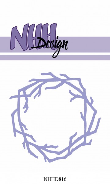 NHH Design Kranz Nr. 1 / Wreath 1 NHHD816