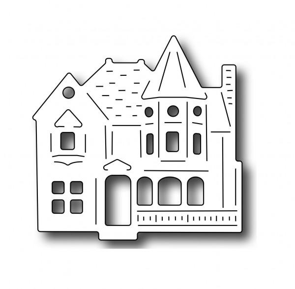 Frantic Stamper Stanzform Victorianisches Haus / Village Victorian House FRA-DIE-09546