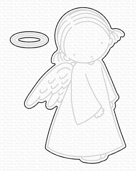 Dienamics Stanzform Engel / Angel MFT-1633