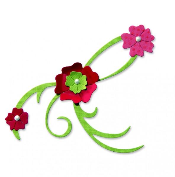 BIGZ Blumen & Ranken # 3/flowers & vine #3 656 082/656 374