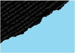 Cardstock Black magic 2-farbig TÜRKIS-SCHWARZ Amulet GX-BM120-12