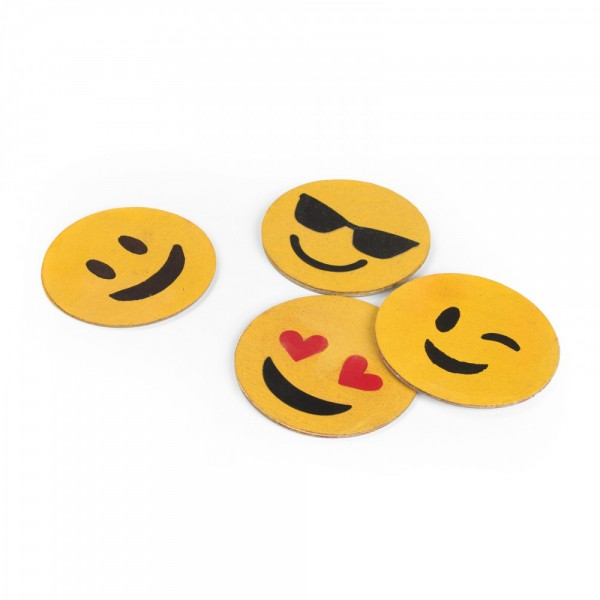 Sizzix Stanzform BIGZ Smiley / Emojis 662821