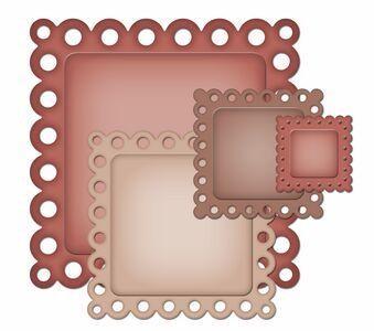 Ösen-Quadrate / eyelet squares S4-305