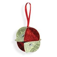 Sizzix Stanzform BIGZ Weihnachtskugel 3-D / ornament circle 3-D 655146