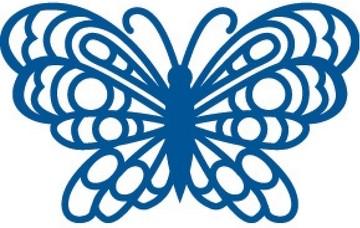 Marianne D Creatables Schmetterling 2 LR0114
