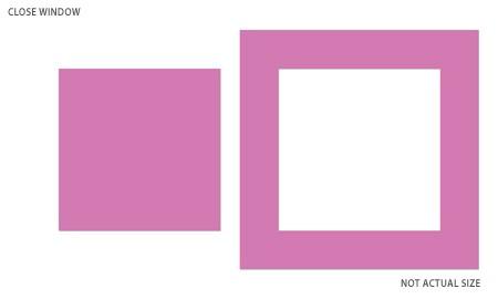 Motivstanzer Quadrat 4,8 cm x 4,8 95904