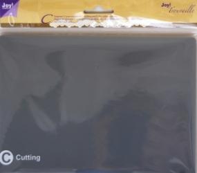 Trouvaille Ersatz-Platte KLEIN C Cutting 6200/0922 ( grau )