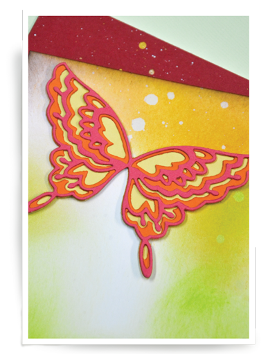 Birch Press Design Stackable Schmetterling/Paradiso Butterfly Layer Set 56060 ( 57039 ,57040, 57041