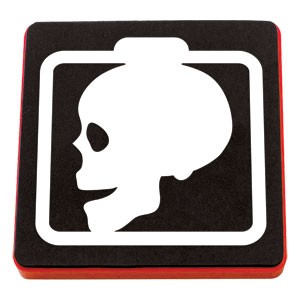 Allstar Schädel / X-Ray Skull A 10758