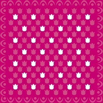Marianne D Designables Stanz.u. Prägeform Tulpen tulips DS0906