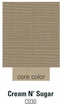 Cardstock creamnsugar 30,5 cm X 30,5 cm 1390 -C030