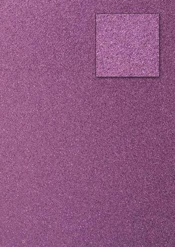 Glitterkarton LILA A 4 653002/0011