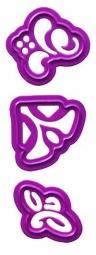 Joycrafts Stanz-u.Prägeform Ecken 1 6002-0012