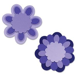Sizzix Stanzform BIGZ Hochzeitsblume / wedding flower 655592