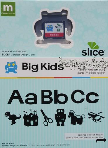 SLICE Design Karte Big Kids 32417