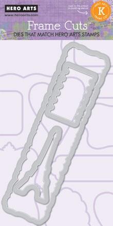 Hero Arts Stanzformen Eiffel Tower Frame DI010