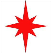 Allstar Stern # 2 / star # 2 A 10398