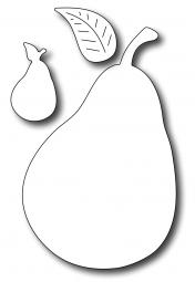 Frantic Stampers Stanzform Birne / Juicy Pears FRA-DIE-09287