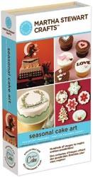 Cricut Cartridge Martha Stewart Seasonal Cake Art 2000492