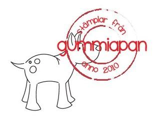 Gummiapan Stempelgummi Hund / Martelius 18060320