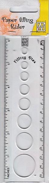 Nellie Lineal Kreise FCSR001
