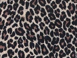 Filz Geparden-Muster /Cheetah 23x30,5 cm 127553 PTTCHEETAH / 008311301489