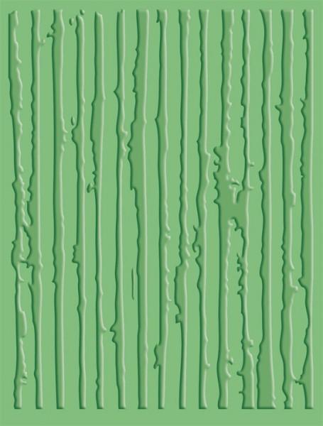 Cuttlebug Prägefolder Distress Stripes 37-1644