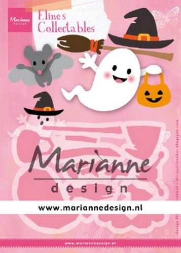 Marianne D Collectable Stanzform Halloween COL1473