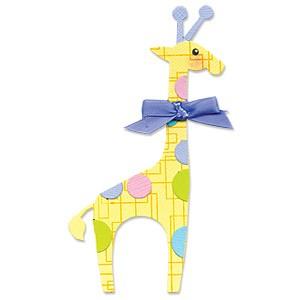 Sizzix Stanzform Originals MEDIUM Giraffe # 2 / giraffe # 2 655353