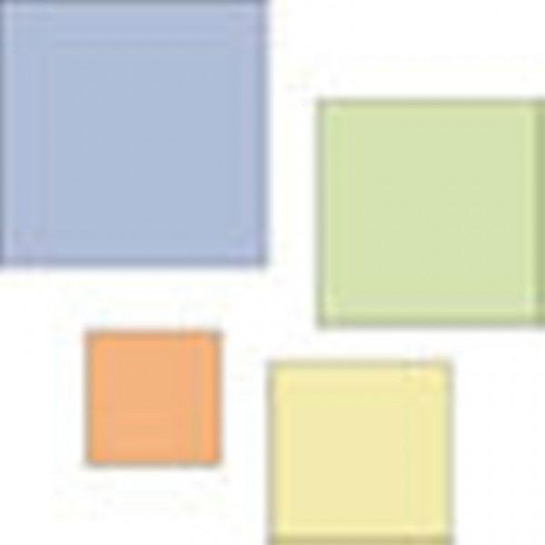 Cuttlebug Stanzform 4-er Set KLEIN Quadrate / squares 37-1216