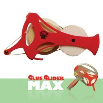 GlueGlider MAX Nachfüllkleberolle Quadrate GGM-00686