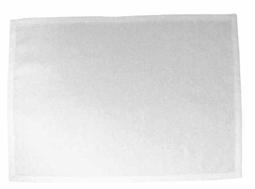 Rayher Tischset weiss 48 cm x 35 cm ( 2 Stück ) 38-287-00