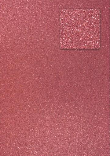 Glitterkarton KORALLE A 4 653002/0370
