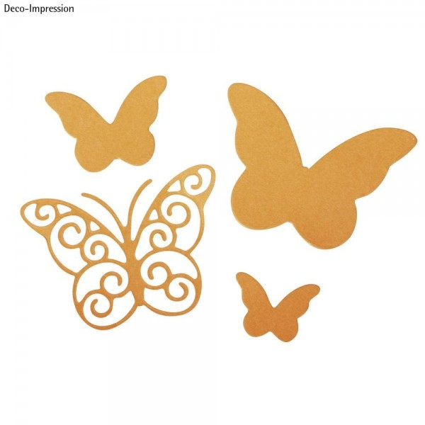 Rayher Stanzform Schmetterlinge / Whimsical Butterflies 59-229-000