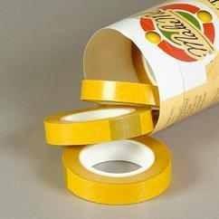 Klebeband Tacky Tape 9 mm 119490/5602 (gelbes Trägerband )