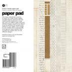 Paper Pad BASICS MANILA 15,2 cm x 15,2 cm BAS-2621