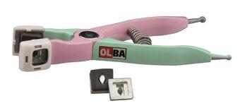 OLBA Blumenzange + 2 Einsätze 83900
