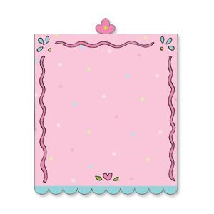 Rahmen mit Herz u. Blumen / frame w/hearts & flowers 655 823