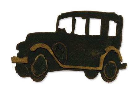 Sizzix Stanzform BIGZ Auto Oldtimer / Old Jalopy 657185