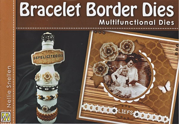 Nellie Bracelet Border Dies Multifunctional Dies BOBBD001 GRATI