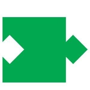 AccuCut Zip' e Slim Stanzform Puzzleteil / Puzzle Piece 41388