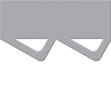 Crop-A-Dile III Cutting Plates Rickrack Border 71035-6