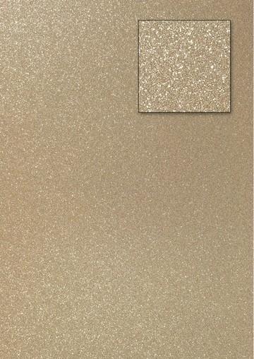 Glitterkarton HELLGOLD A 4 653002/0190 18930190 21-18930190