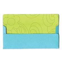 BIGZ Umschlag rechteckig hochkant / envelope rectangle 654 444